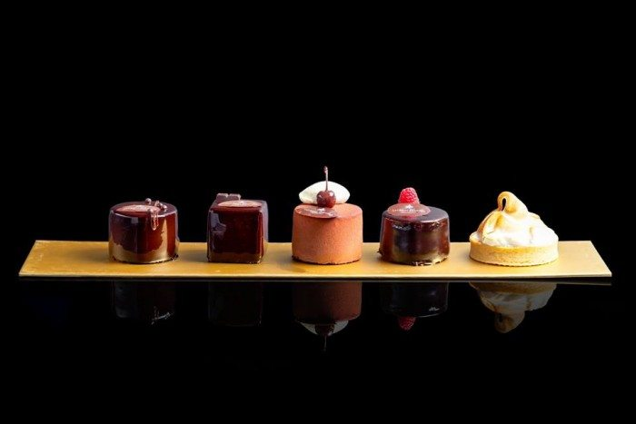 Laurent Bernard Chocolatier - Singapore's Best Dessert Cafés