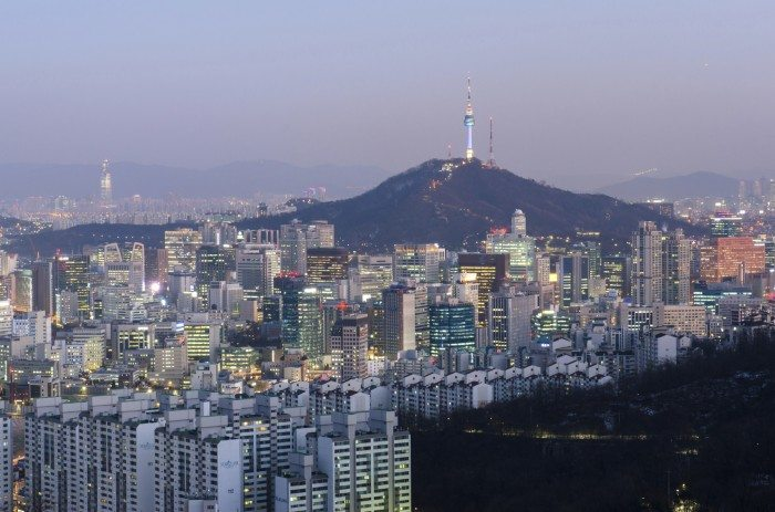 Seoul Top Sights - N Seoul Tower