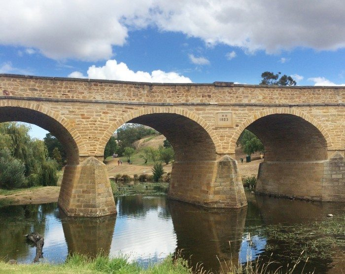 Richmond Bridge Tasmania
