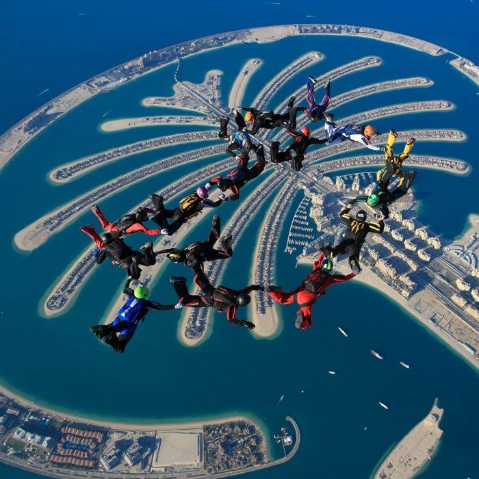 Skydive Dubai - Best Places in the World to Skydive