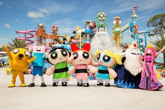 Top things to do in Pattaya - cartoon network amazone PattayaTop things to do in Pattaya - cartoon network amazone Pattaya