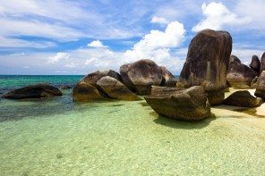 Belitung Island Indonesia