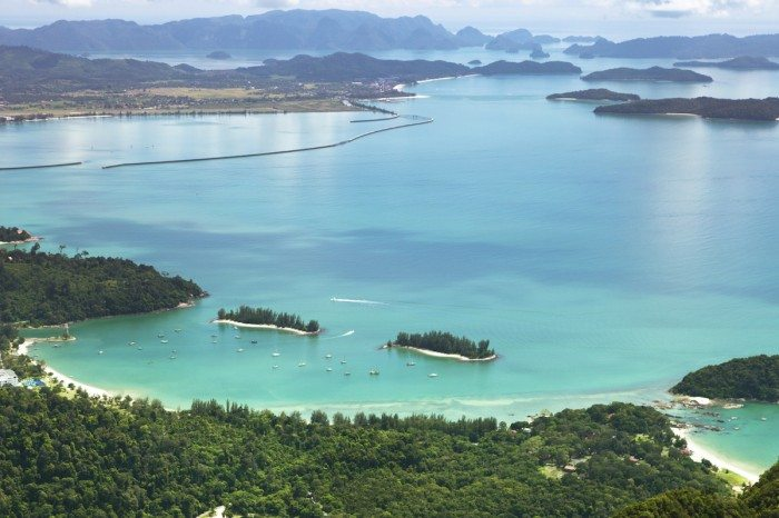 Skydiving - Langkawi Attractions