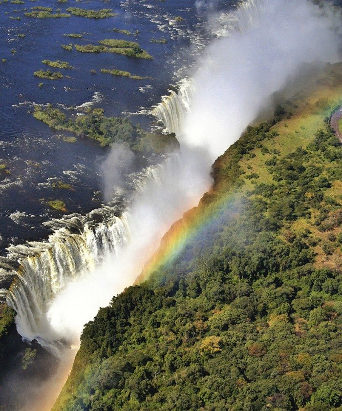 10 of the Most Beautiful Places in the World to Skydive-Livingstone, Zambia