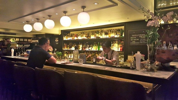 Bangkok's Best Cocktail Bars- Vesper