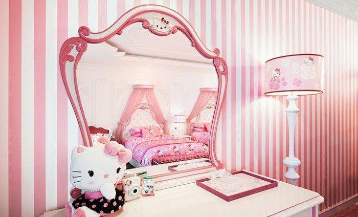 Hello Kitty Room Jeju Island South Korea