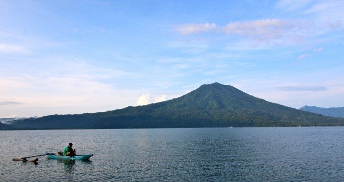 Danau Ranau, Lake Ranau, South Sumatra