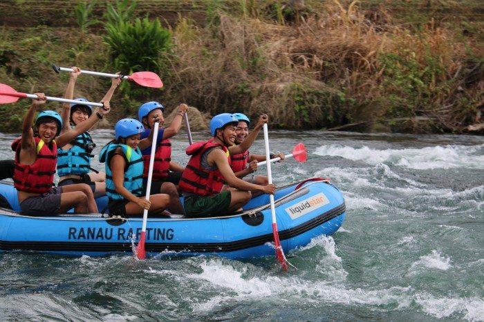 Ranau Rafting- Lake Ranau