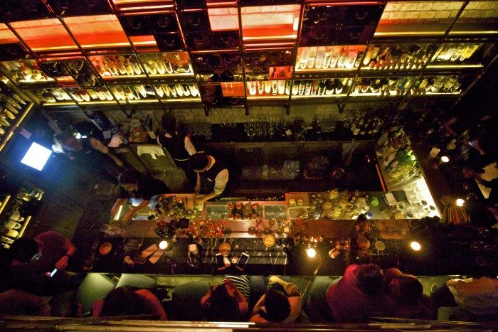 Bangkok's Best Cocktail Bars- Rabbit Hole