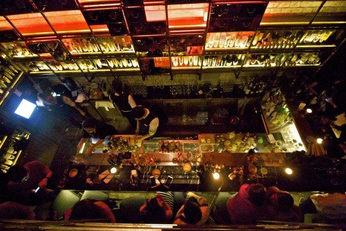 Bangkok's Best Cocktail Bars- Rabbit Hole