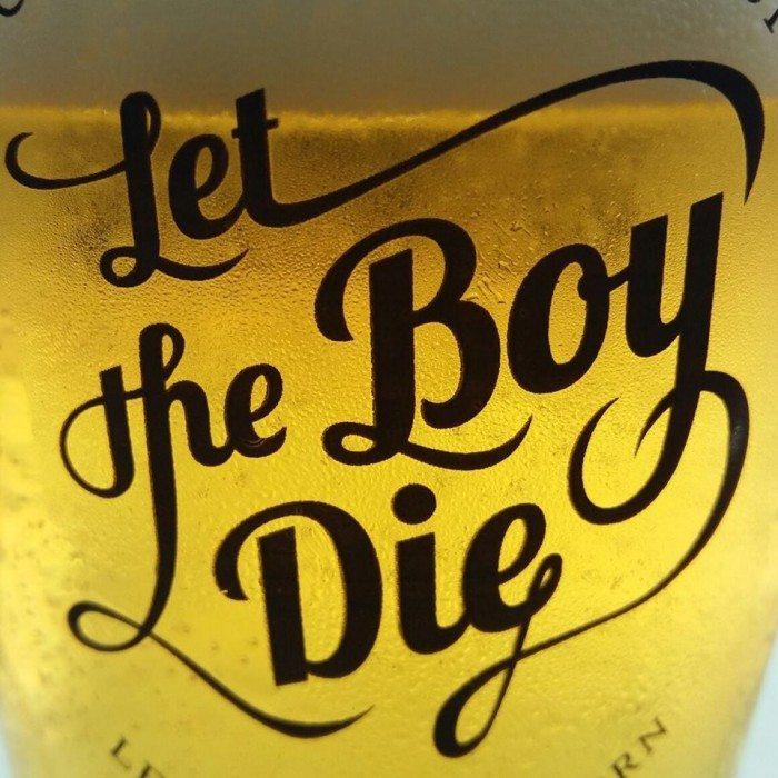 Let the Boy Die Craft Beer Bangkok