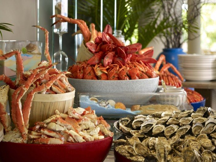 Mother's Day Brunch at Shangri-La's Rasa Sentosa Resort and Spa Singapore