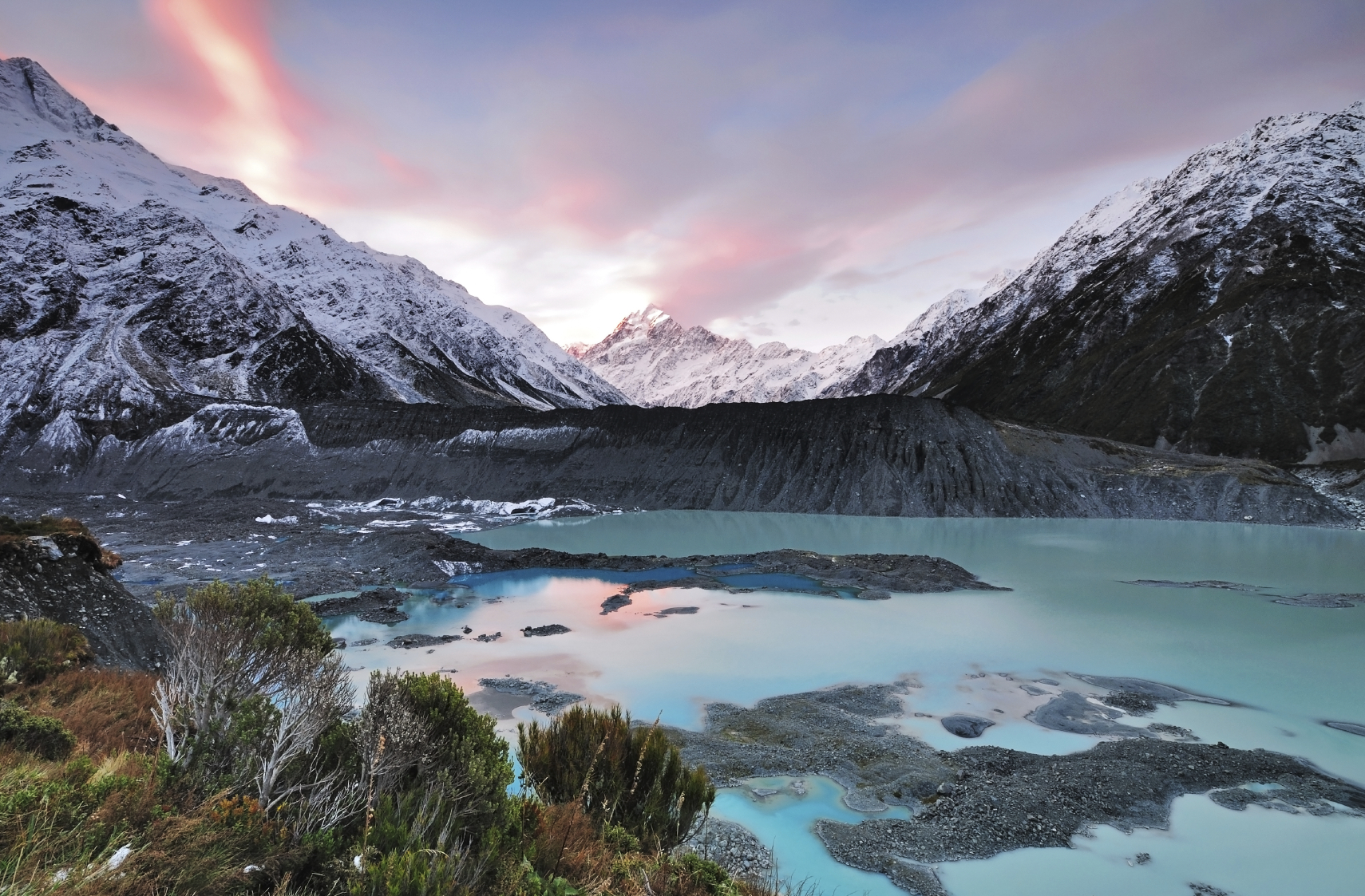 Mount Cook-11 Reasons to Visit New Zealand