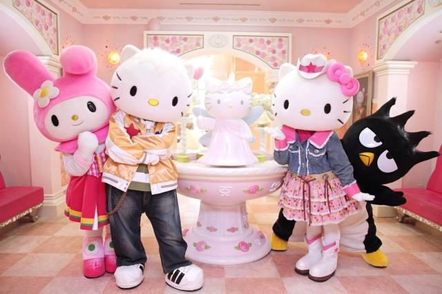 Sanrio Hello Kitty Town Johor Malaysia