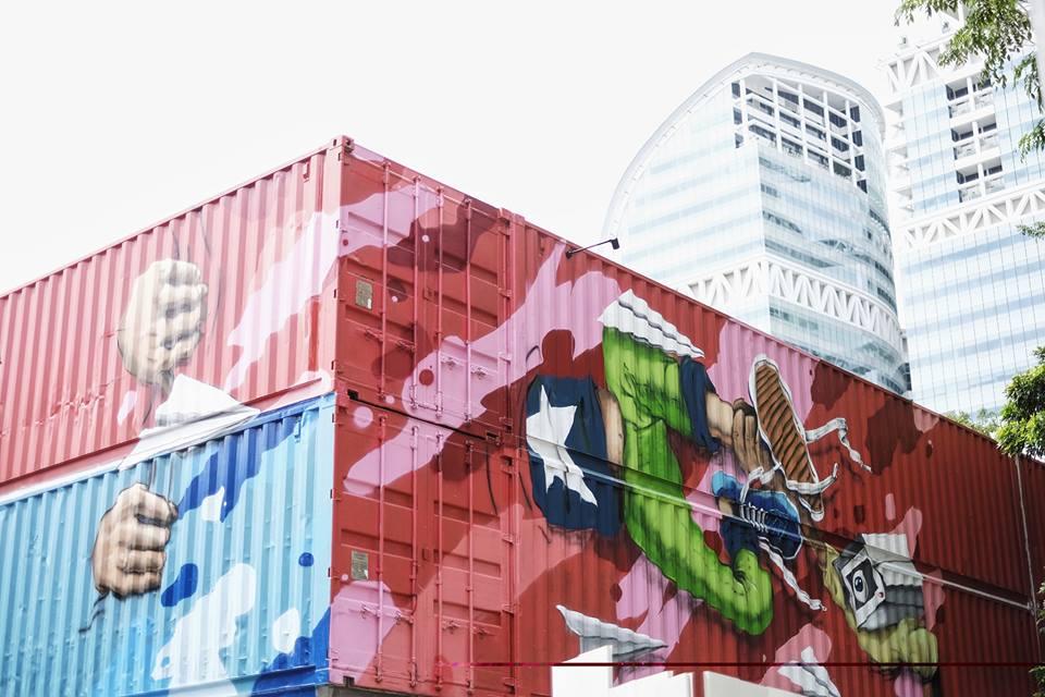 Timbre Plus Food Court Singapore