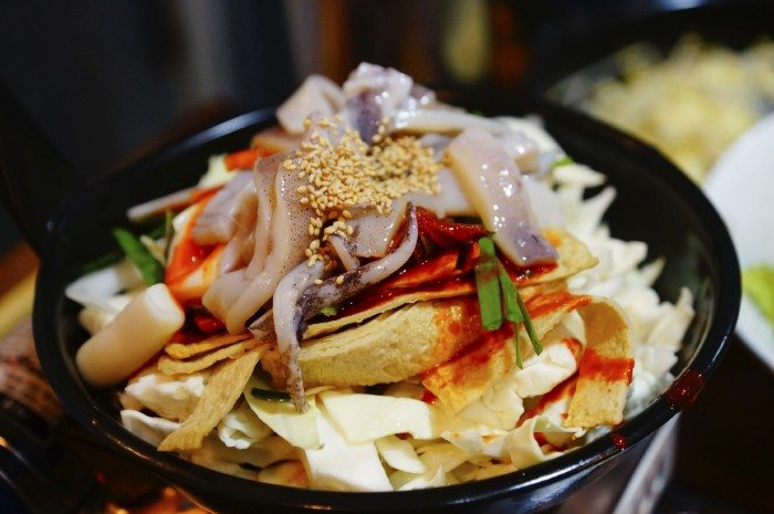 Top things to do in Korea - The food