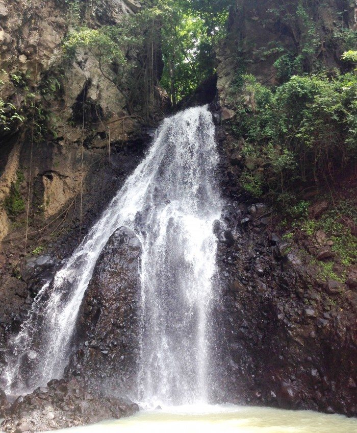SingSing Waterfall in Lovina Bali