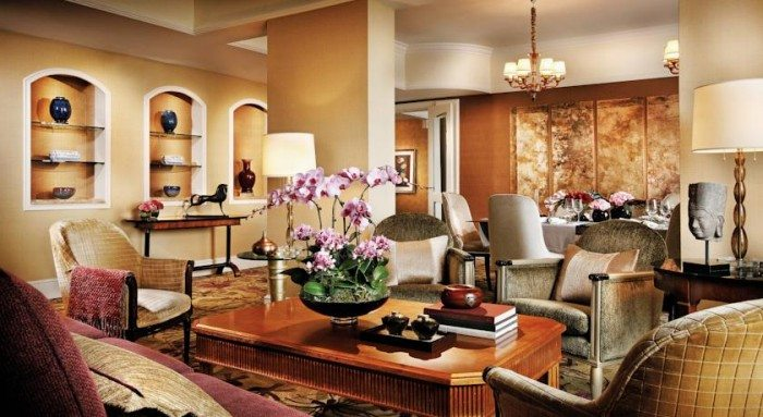 Singapore's Best Hotel Suites-Photo Credit Four Seasons Singapore