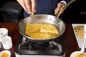 Mr Mrs Maxwell Crepe Suzette Dessert_0-2
