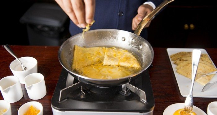 Mr Mrs Maxwell Crepe Suzette in Singapore