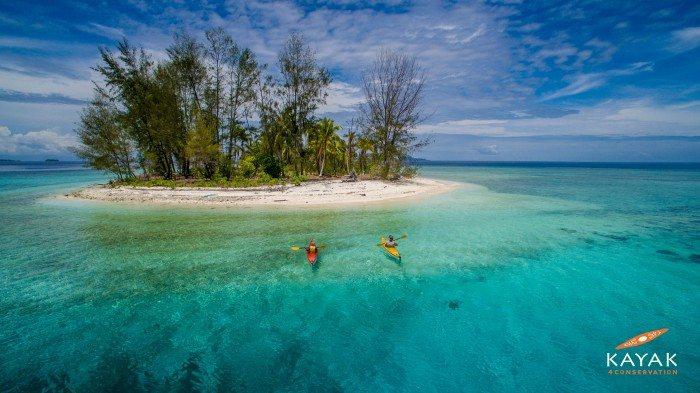 Kayak4Conservation Raja Ampat