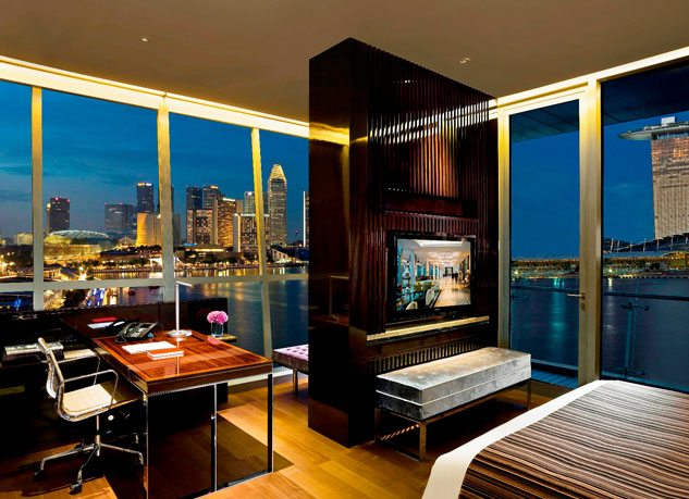 Fuller Bay Singapore's Top Hotel Suites