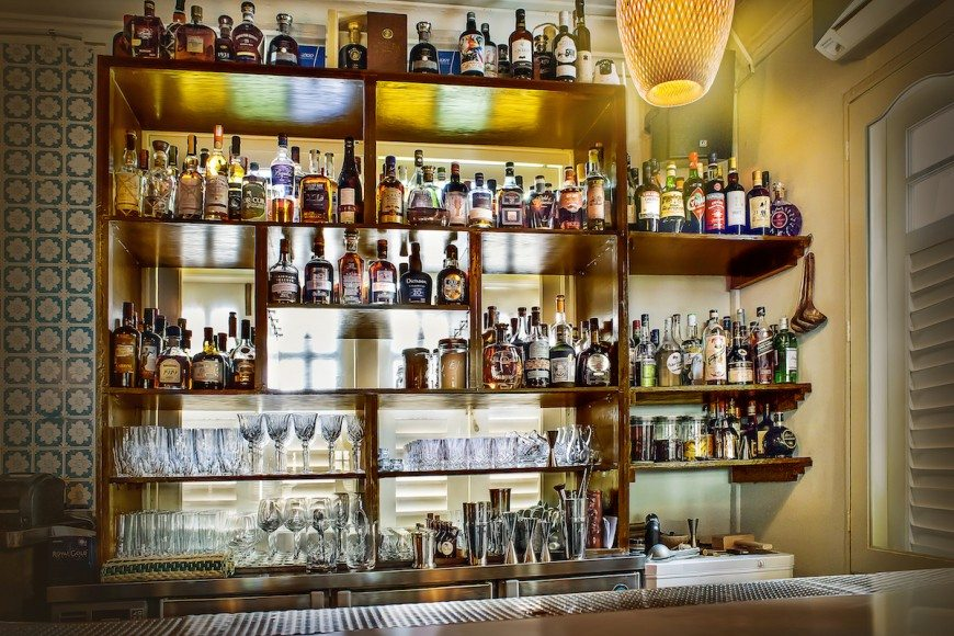 Bago Bar at Lime House Singapore