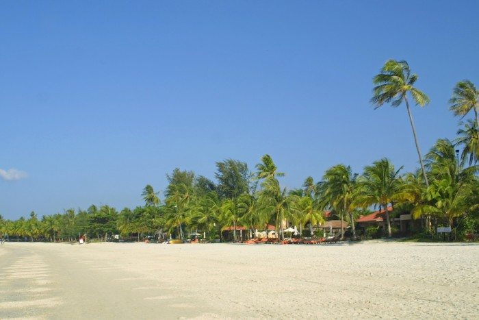 Cenang beach - Langkawi Attractions