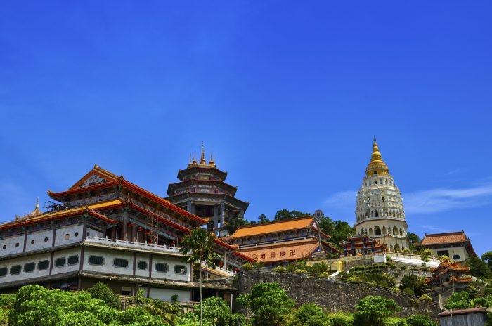 Kek Lok Si Temple - Penang Top Attractions