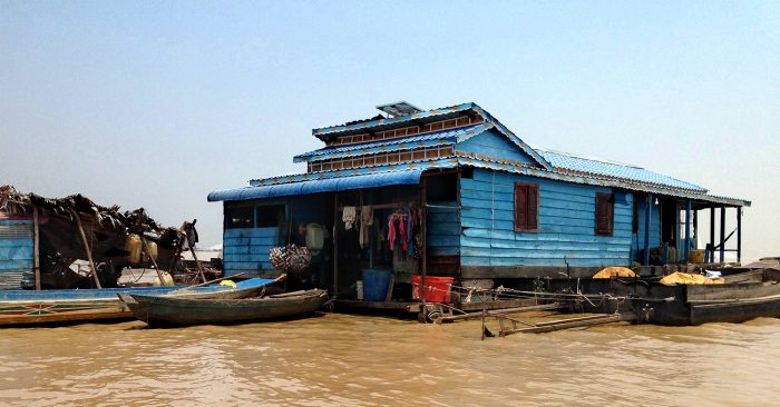 Siem Reap Floating Village