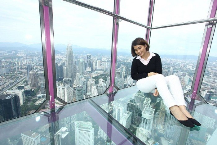 What to do in Kuala Lumpur - Skybox at Menara KL