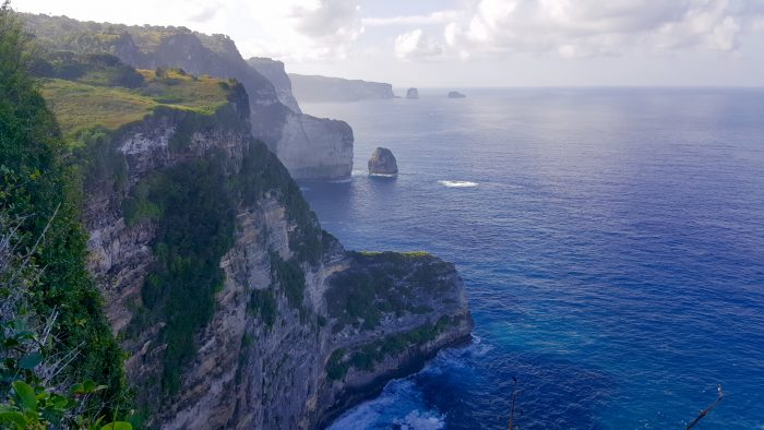 Guide to Nusa Penida- Banah Cliff View Point