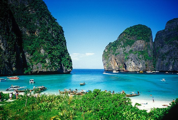 Guide to Phi Phi, Thailand