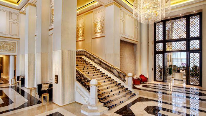 Four Seasons Jakarta Lobby