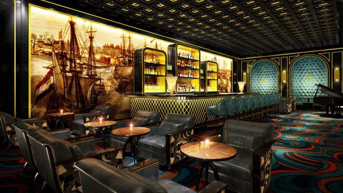 Nautilus Bar © Four Seasons Jakarta