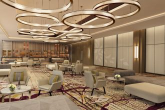 The Westin Jakarta Retreat Lounge