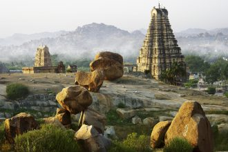 Hampi - Ancient Ruins in Asia