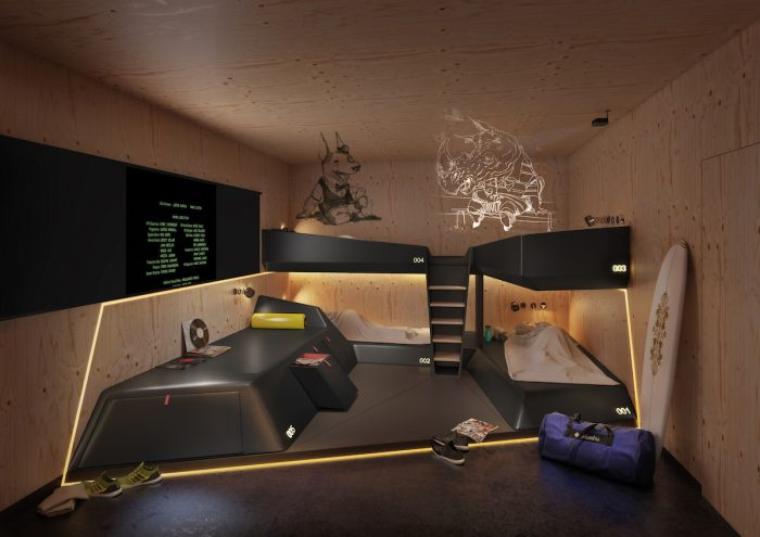 Together Room Concept at a Jo&Joe by Accor