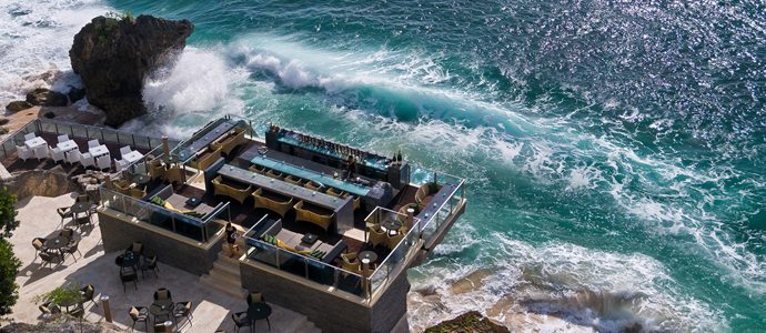 The Rock Bar Bali - Asia's Best Bars
