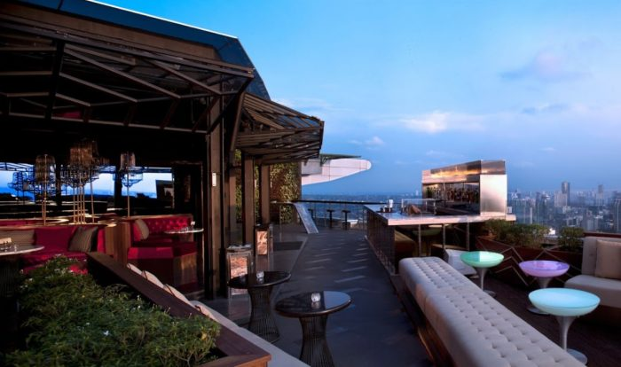 The Cloud Lounge & Dining Jakarta - Asia's Best Bars