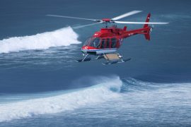 heli surfing tour in Bali Indonesia