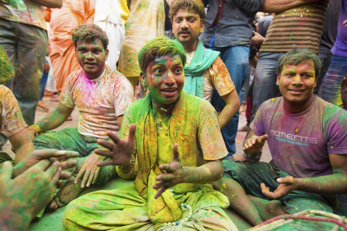 Holi - Top Festivals in India