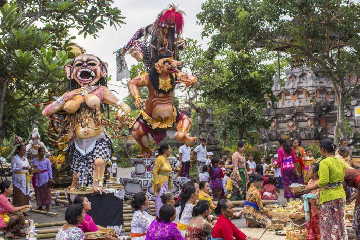 Nyepi Bali - Top Festivals in Asia