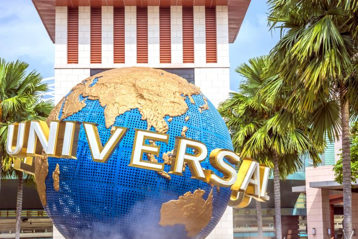 Universal Studios Singapore - Top Amusement Parks in Asia