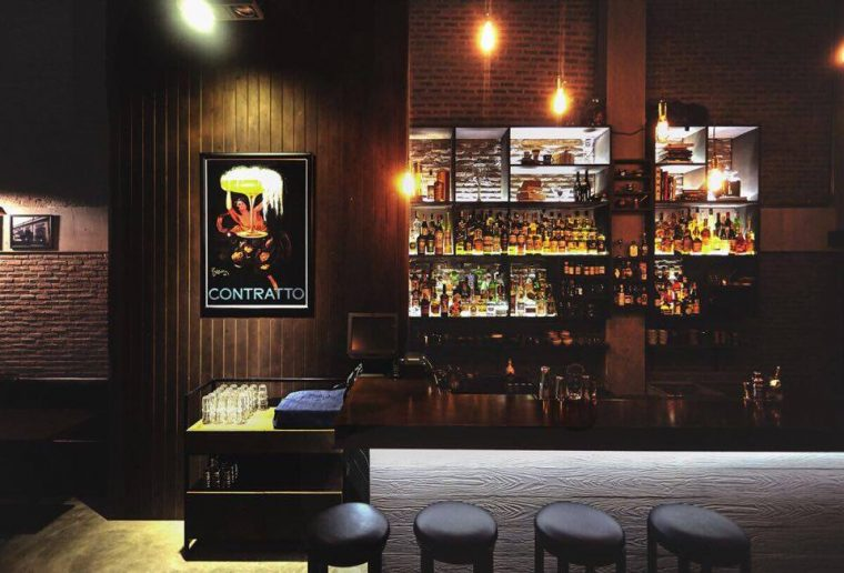 Bronx Liquid Parlour - New Cocktail Bar in Bangkok