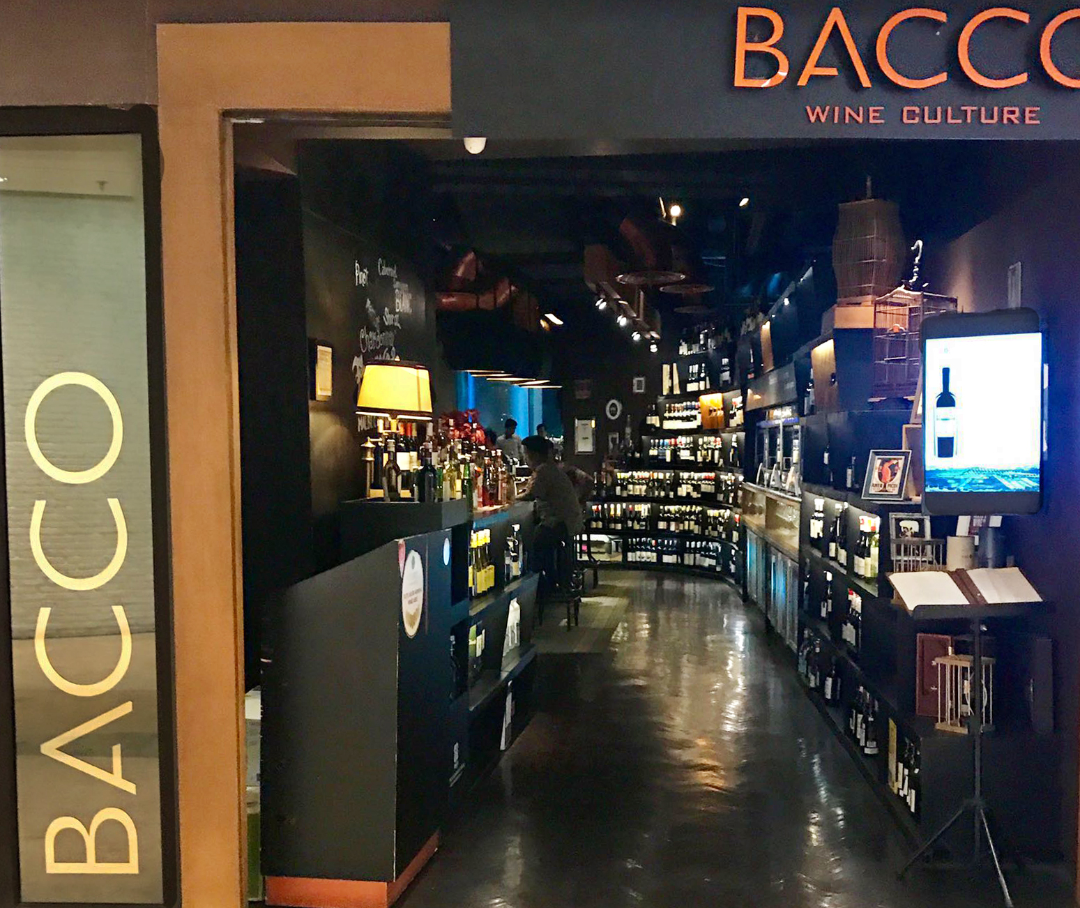 Bacco Wine Culture Jakarta in Kuningan