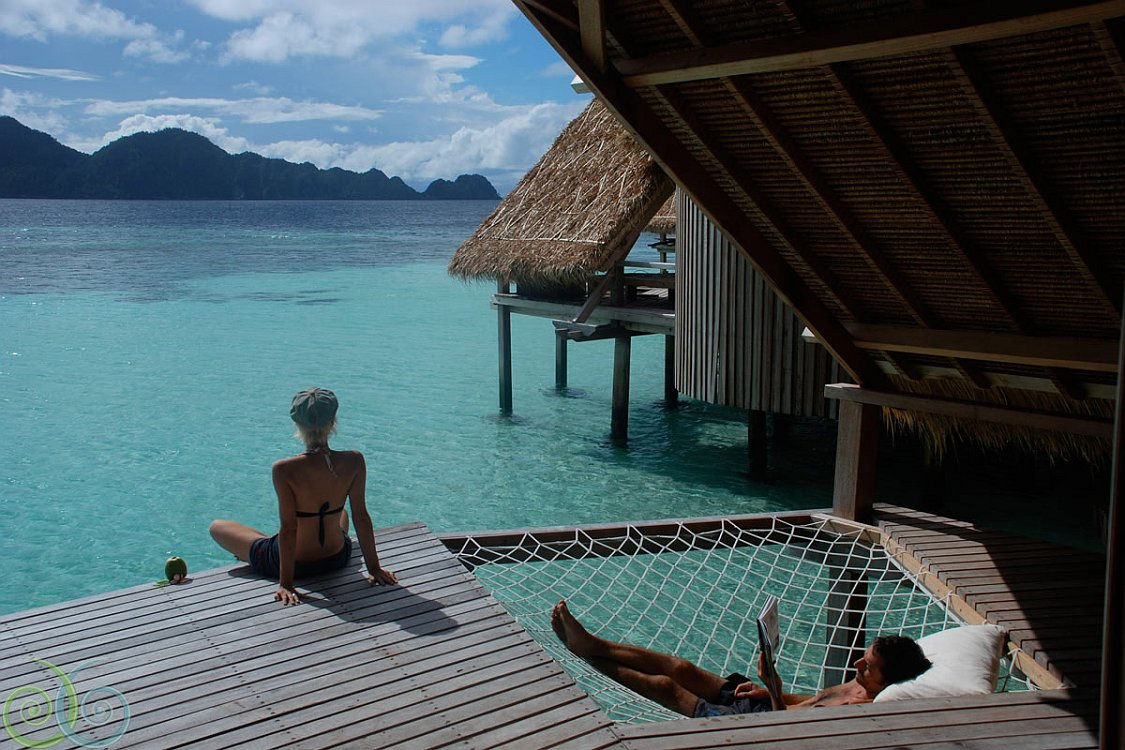 Missol Eco Resort Raja Ampat Indonesia