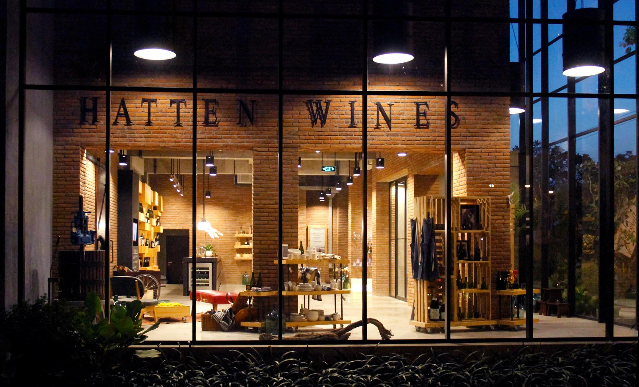 Top wineries in Asia Hatten Wines Bali