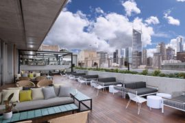 QT Melbourne Rooftop