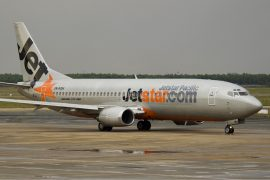 JetStar Long Weekend promotion